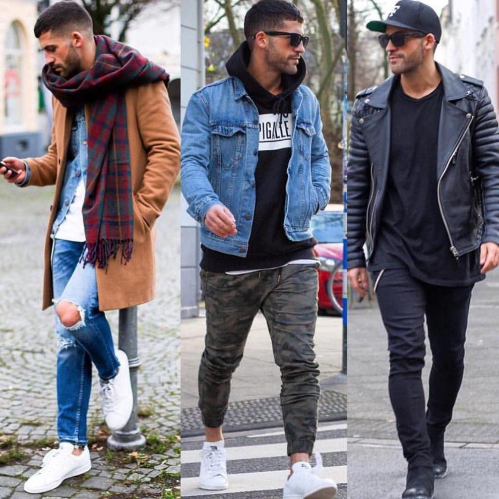 best clothes combination for autumn