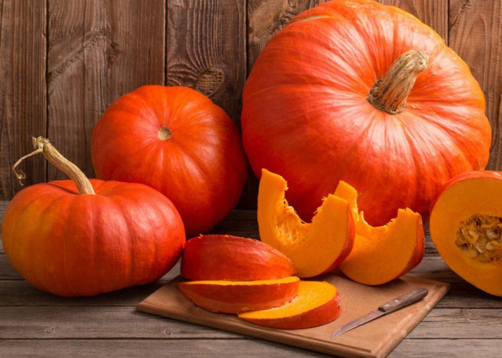 Main types of pumpkin on the market