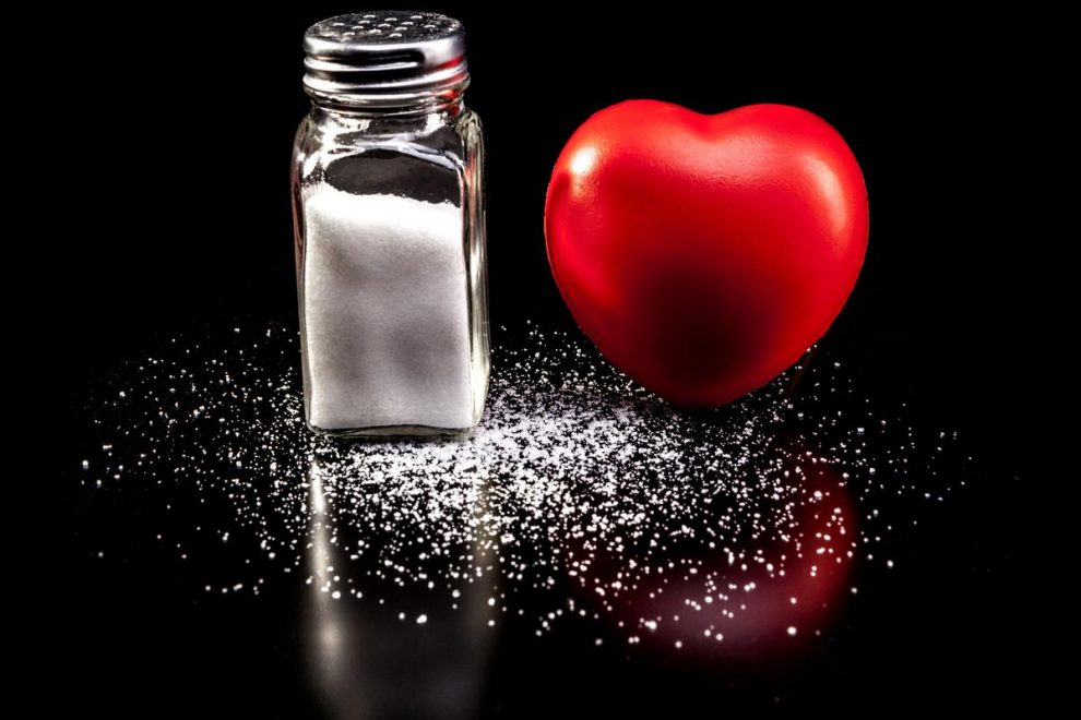 Why does salt make you fat?